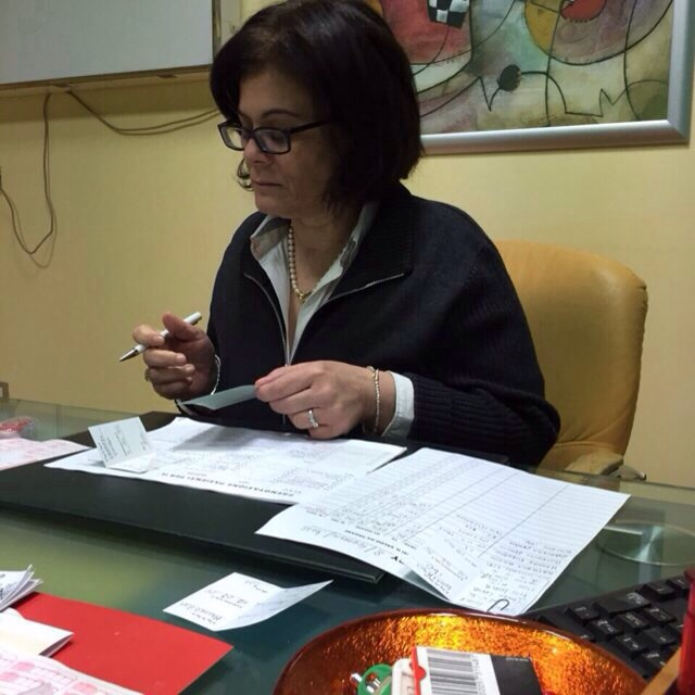 Sig.ra Elena Ruffolo